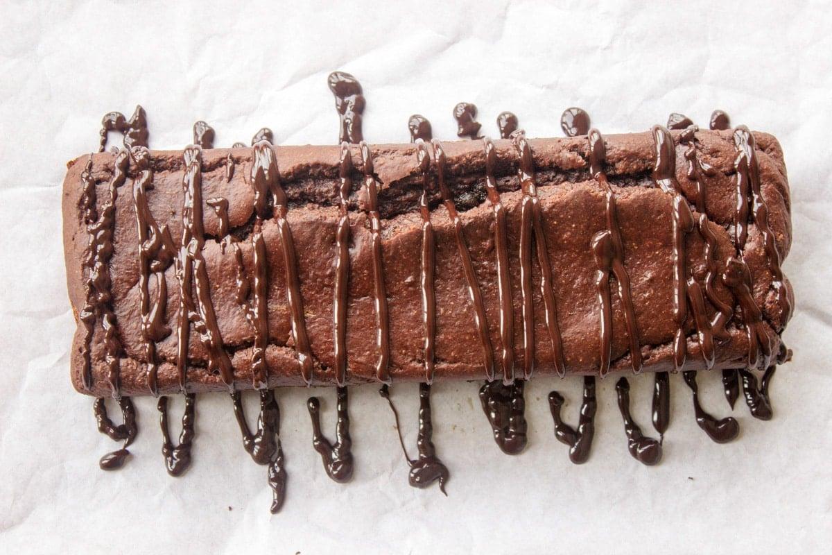 Choco Banana Cake @natalieshealth.com