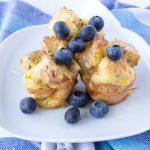 French Toast Vanilla Muffins   www.natalieshealth.com