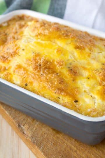 Leeks Ginger Egg Bake   www.natalieshealth.com