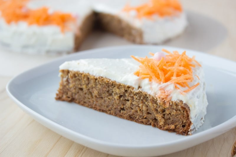 Carrot cake | www.natalieshealth.com