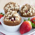 Strawberry Banana Muffins