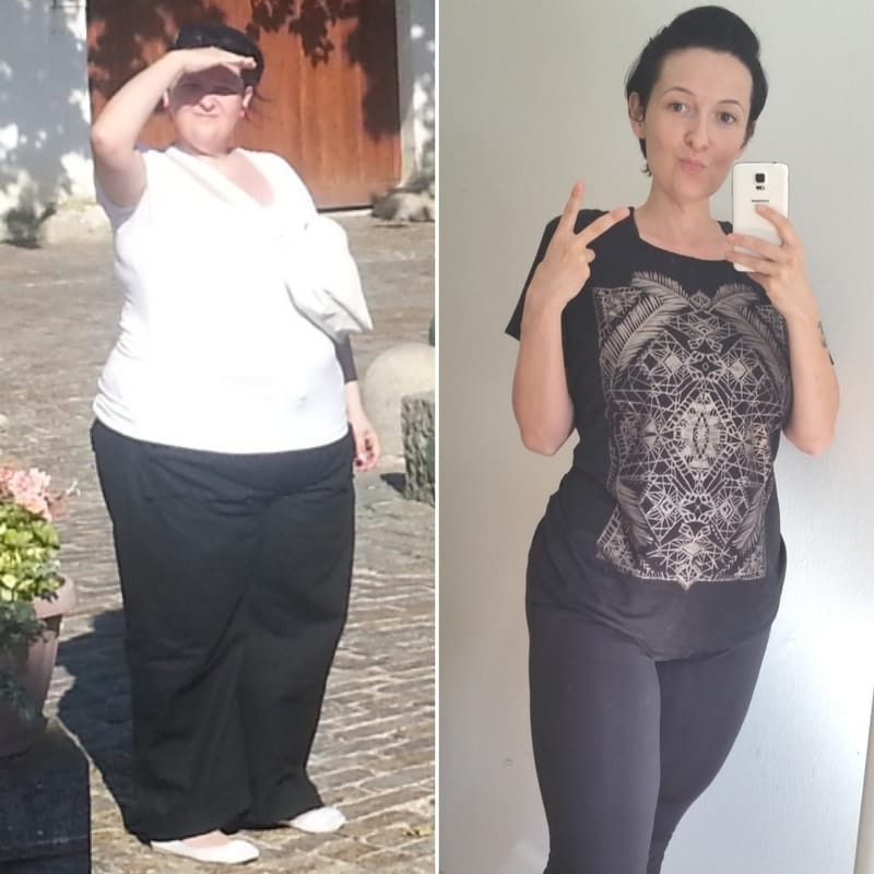 How I lost 100+ pounds with healthy eating. Weight loss story | www.natalieshealth.com