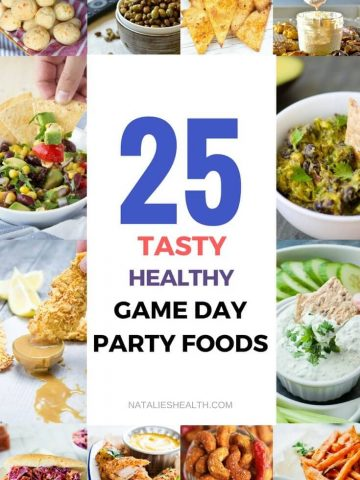 Healthy Super Bowl Recipes
