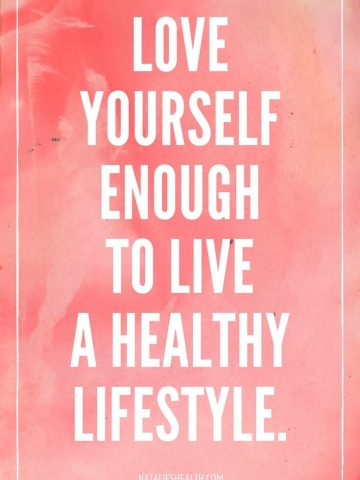 Get inspired with Motivation Monday quote. Every week find a new post about healthy living, healthy eating and positive attitude towards life. #healthy #quote #motivation #fitness #weightloss #fit #monday   natalieshealth.com