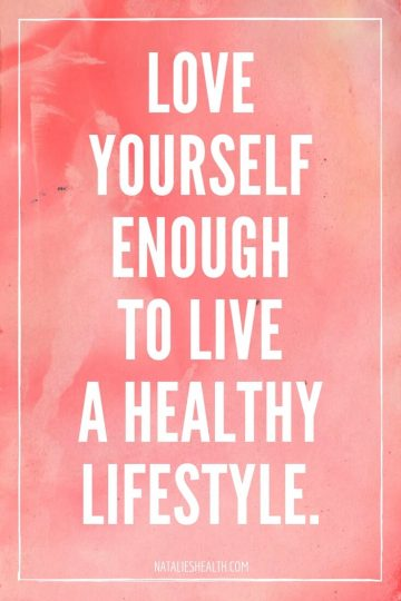 Get inspired with Motivation Monday quote. Every week find a new post about healthy living, healthy eating and positive attitude towards life. #healthy #quote #motivation #fitness #weightloss #fit #monday | natalieshealth.com