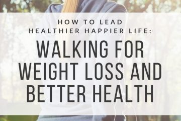 Walking is the easiest, most enjoyable and least expensive way to get fit, lose weight, reduce stress, and improve your quality of life. Here's how I started walking for weight loss and better health. #weightloss #workout #lifestyle #health #healthy #positive #fit #motivation #tips #life | natalieshealth.com