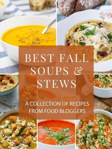 Fall Soups And Stews Recipes