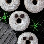 Halloween Ghost Donuts
