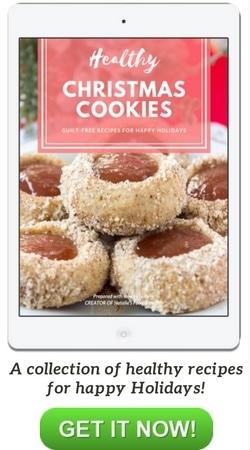 Healthy Christmas Cookiescookbook