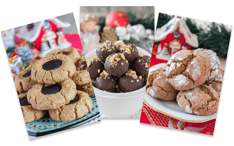 Healthy Christmas Cookies cookbook