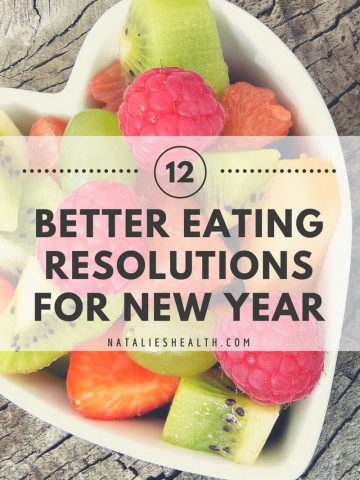 super easy to follow 12 Better Eating Resolutions That Will Make You Healthier this year