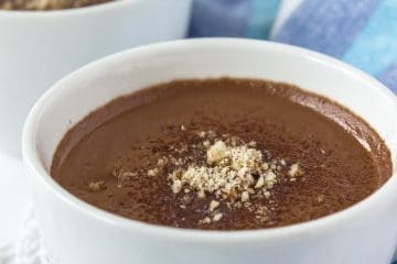 Easy homemade superfood Cacao Turmeric Maca Hot Chocolate