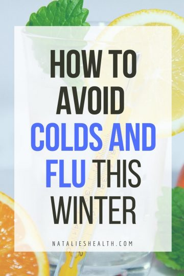 QUICK TIPS how to avoid winter colds and flu NATURALLY