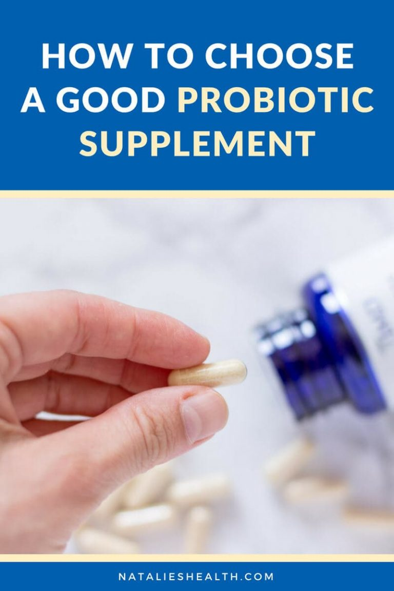 Simple guide how to choose a probiotic supplement