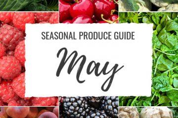 Seasonal Produce Guide What's in Season MAY