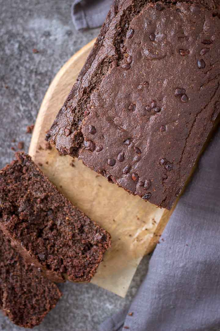 Healthy Guinness Chocolate Cake