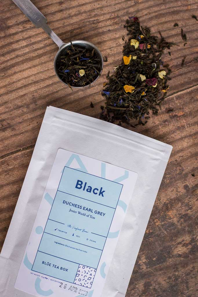 Earl Gray black tea