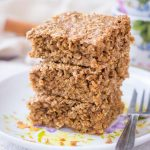 Cinnamon Roll Oatmeal Bake recipe