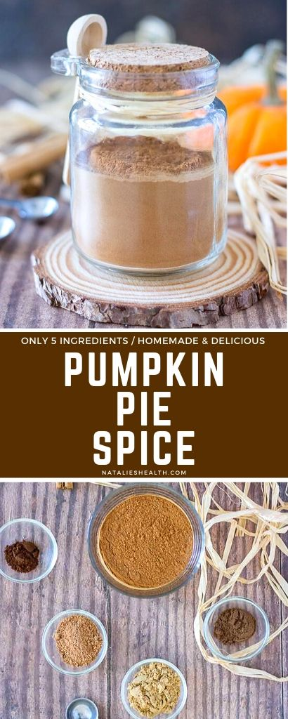 Homemade Pumpkin Pie Spice blend