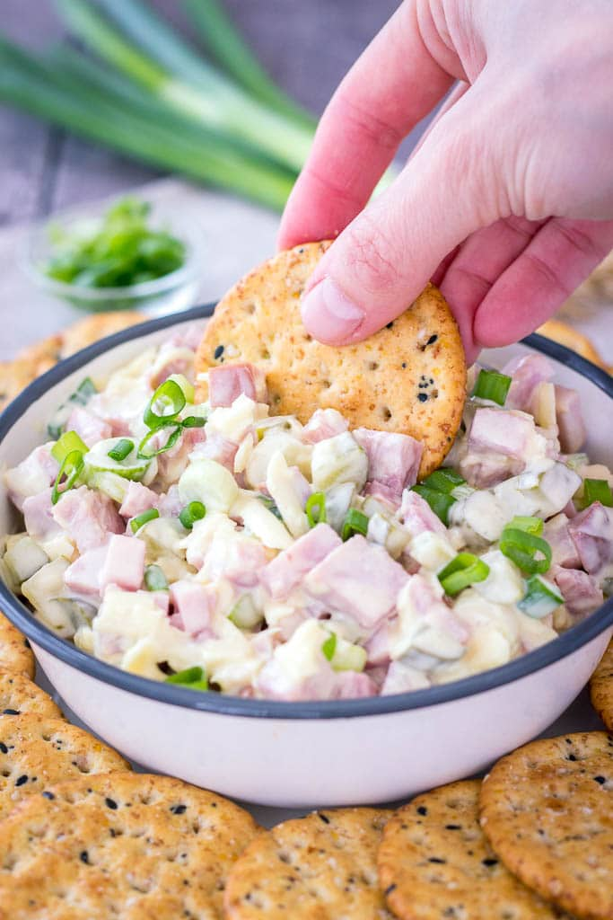 Healthy Ham Salad recipe