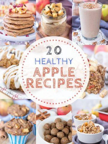 20 Healthy Apple Recipes