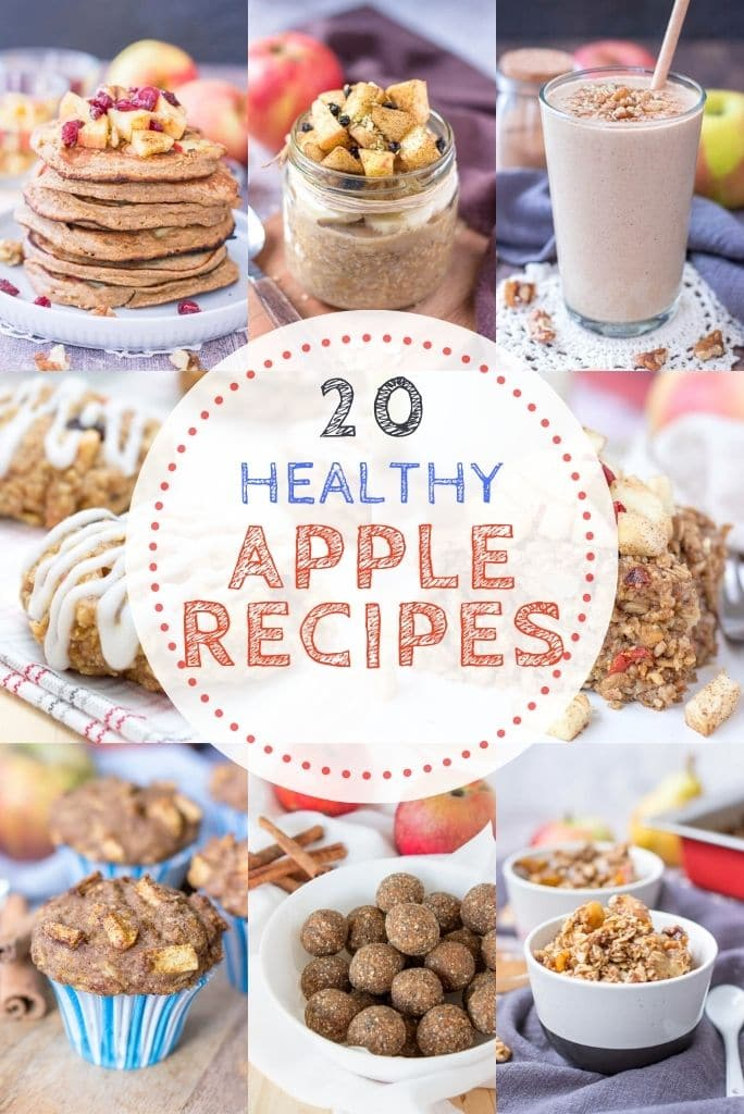 20 Healthy Apple Recipes