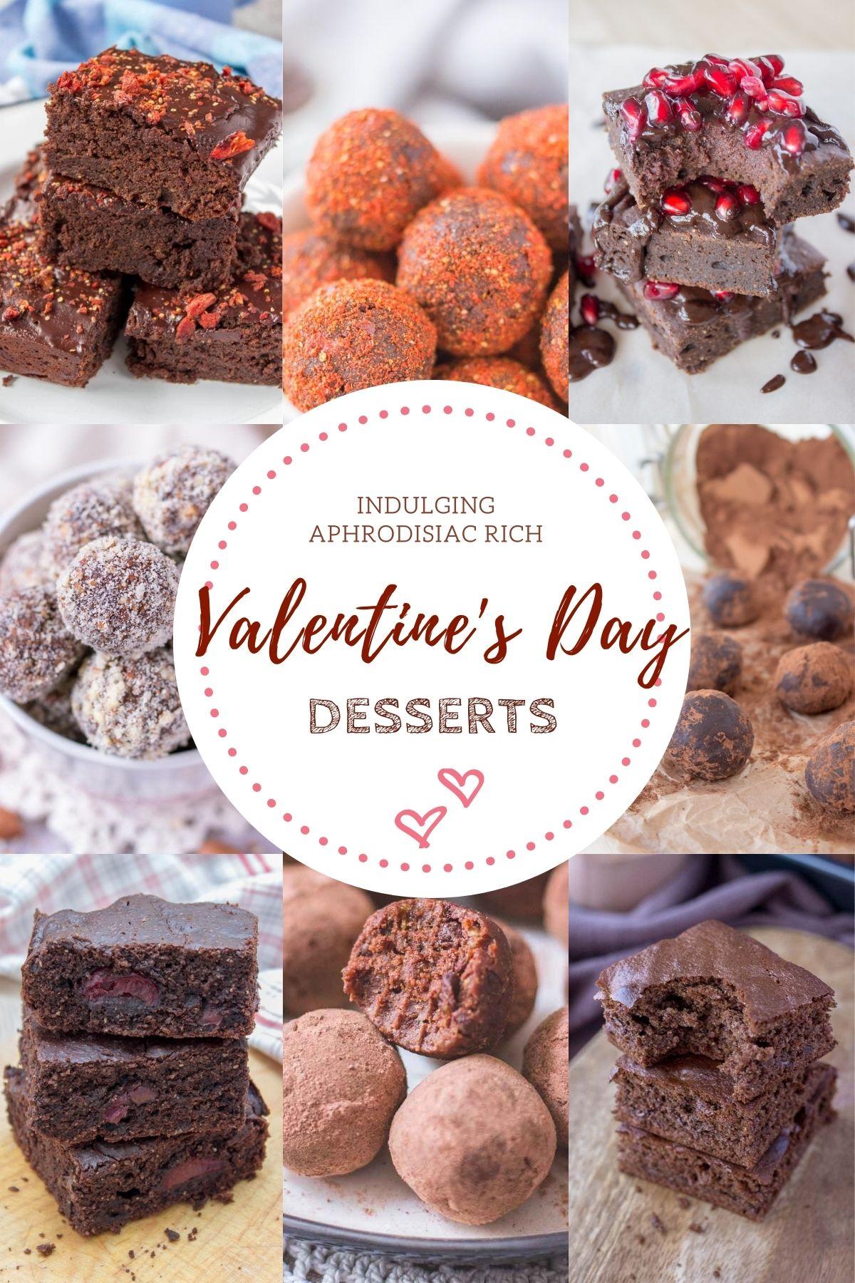 Valentine's Day Desserts roundup image